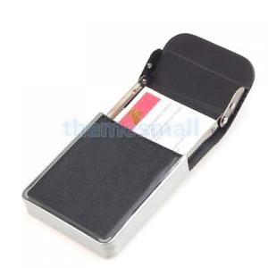 Id document holders a order2india shopping leather business credit name id card holder case wallet reheart Choice Image