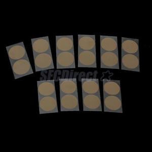 Alcoa Prime 10Pair Mens Patch Nipple Cover Sticker Hide Tit Pad Invisible Strapless