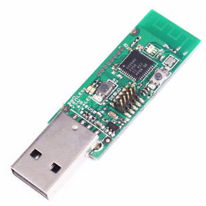 Bluetooth 4.0 BLE CC2540 USB Dongle Protocol Analysis BTool Packet Sniffer Board