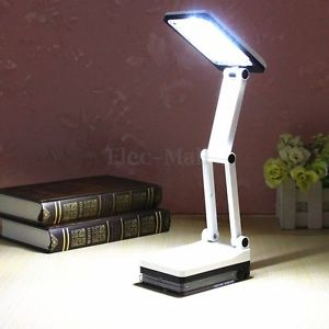Rechargeable Folding Eye Protection LED Foldable Study Reading Light Desk Lamp