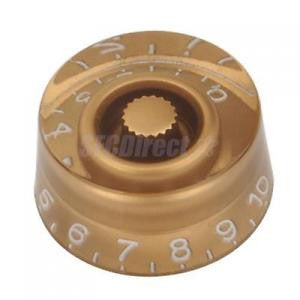 Alcoa Prime Vintage Style Speed Control Knob For Les Paul Gold Volume Tone Guitar Parts NEW