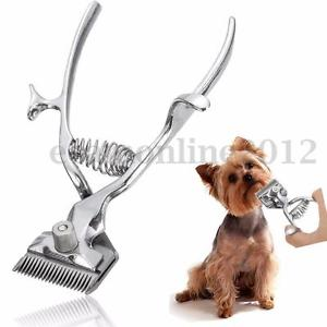 Alcoa Prime Professional Pet Dog Cat Grooming Cutting Trimmer Shaver Manual Hair Clipper New
