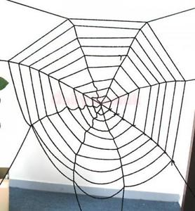 Alcoa Prime New Black Spider Web / Cobwebs for Halloween Decor Holiday Special
