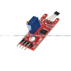 Hall Magnetic Standard Linear Module For Arduino AVR PIC D