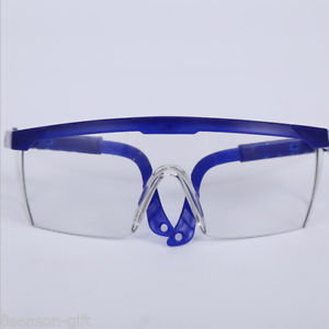 Dust-tight Anti-Fog Protective Glasses Goggles Safety Eyewear for Splash GIFT