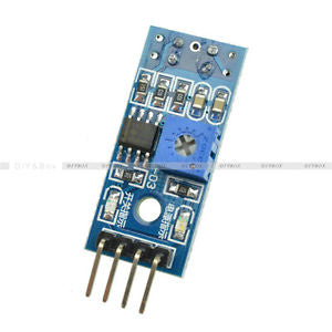 Obstacle Avoidance TCRT5000 Infrared Track Sensor Module For Arduino Car D