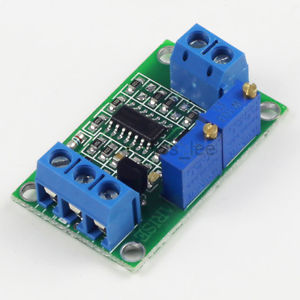 0-5V to 4-20mA Voltage to Current Conversion Module for Arduino