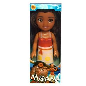 "6"" Movie Moana Princess Adventure Collection Action PVC Figure Kid Doll Toy Gift"