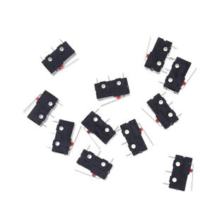 10PCS Limit Switch 3 Pin N/O N/C 5A 250VAC KW11-3Z Micro Switch Pop EF