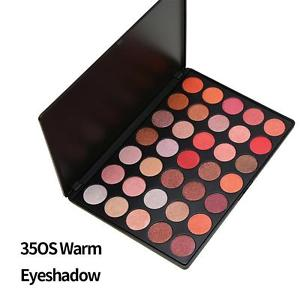 #35OS Eyeshadow Palette Shimmer Warm Matte Makeup Set Eye shadow SS US