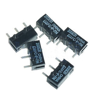 5Pcs Micro Switch OMRON D2FC-F-7N For Mouse GOOD SALSG SGUS FP9