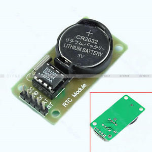 New Arduino RTC DS1302 Real Time Clock Module For AVR ARM PIC SMD D
