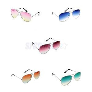 Alcoa Prime 5Pcs Big Oversized Rim Sunglasses Metal Frame High Quality Unisex Eyeglasses