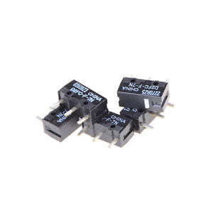 5pcs Classic High-quality D2FC-F-7N Microswitch for OMRON TO