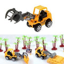 Alcoa Prime 6X Kids Mini Car Toys Lot Vehicle Sets Educational Toys Engineering vehicle
