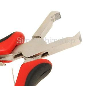 Eyeglass Eye Glasses Adjusting Pliers Optical Tool Nose Pad Repair Tool Kit