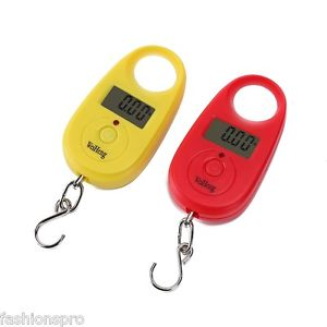 Alcoa Prime WeiHeng WH - A11 25kg / 5g Portable Digital Luggage Scale