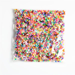 1000pcs 2.6mm mixed HAMA /PERLER BEADS for Child Gift GREAT Kids Great Fun