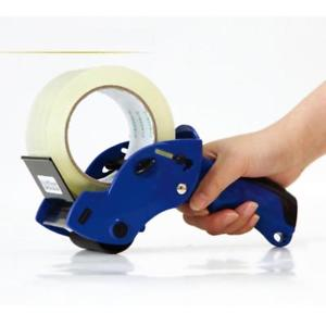 HOT Portable Tape Gun Dispenser Packing Packaging Sealing Cutter Heavy Duty
