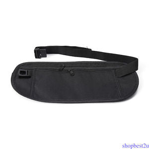 Outdoor Sports Camping Waist Fanny Pack Bum Belt Bag Mens Pouch Travel Running