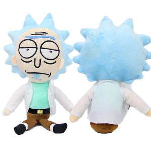 Alcoa Prime 33cm Soft Plush Stuffed Toy Fortune Gift Doll High Sofa Rick Stuffed Doll 1pc