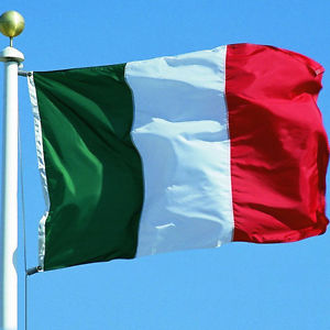 New Italy Country Flag 3x5 Feet Polyester Italian National Banner 90*150 cm Hot