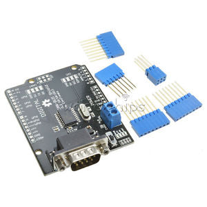 MCP2515 EF02037 CAN BUS Shield Arduino communication speed high SPI Controller