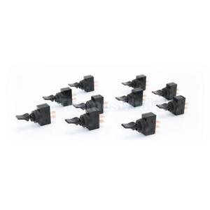 10pcs Universal Toggle Switch Assortment 2 Position(ON/OFF) SPST