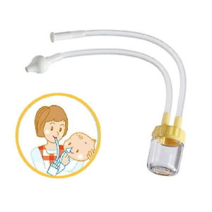 Popular Safe Baby Nose Cleaner Vacuum Suction Nasal Mucus Runny Aspirator Inhale