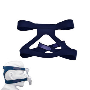 Headgear Gel Full Mask Replacement Part CPAP Head band for Resmed comfort off UU