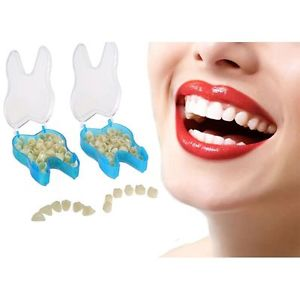 2Box/140PCS Dental Anterior Posterior Temporary Crown Porcelain Teeth Veneers