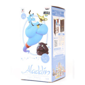 9pcs 2-12cm Aladdin Movie Figure Toys Set Collection Playset Kid Birthday Gift C