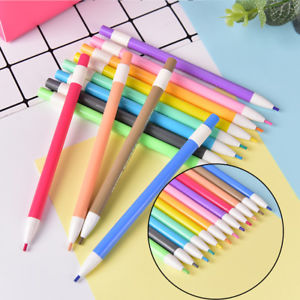 12 Color Mechanical Pencil Built in Pencil Sharpener 2.0 mm Pencil Lead Refill-