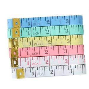 Alcoa Prime New Soft Vinyl Tape Measure Sewing Tailor Ruler Dieting