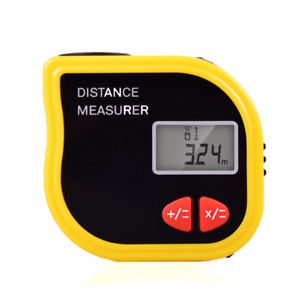 Professional CP-3001Ultrasonic Range Portable Finder Electronic Distance Gauge
