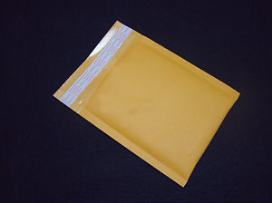 New Year New You Small Kraft paper Bubble Bags Padded Envelopes Mailers TSUS