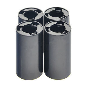 4 pc new battery Adaptor Converter Case box Holder for AA to C``