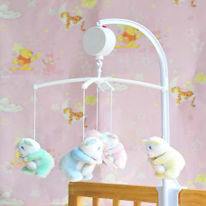Alcoa Prime New Baby Crib Mobile Bed Bell Toy Holder Arm Bracket Early Learning Toys Hanger