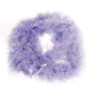 Alcoa Prime Light Purple Feather Boa Fluffy Craft Decoration 6.6 Feet Long