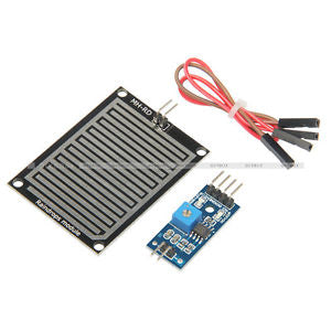 Rain Weather Module Raindrops Detection Sensor Moduel Humidity For Arduino top D