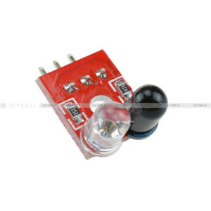 Infrared Sensor Obstacle Avoidance Module Probe for Smart Car Robot D