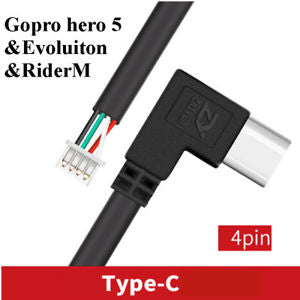 Zhiyun Type-C Fast Charging Data Sync FPV Cable for Gopro hero 5 & Evolution