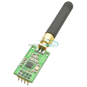 Alcoa Prime CC1101 Wireless Transceiver 315/433/868/915MHZ + SMA Antenna Wireless MF