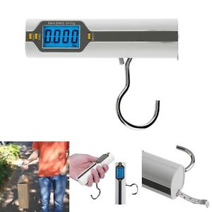 Alcoa Prime 50kg Kg/Lb/Jin/OZ LED Travel Portable Handheld Weighing Luggage Suitcase Scale