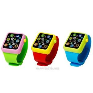 Kids Early Education Smart Watch Learning Machine 3DTouch Screen Wristwatch r#H3