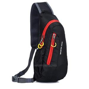 Sports Outdoor Chest Bag Crossbody Shoulder Waterproof Casual Diagonal Package
