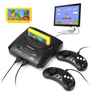 Alcoa Prime 500in1 Retro Classic Video Games Family TV Console + 2 Controllers For Children
