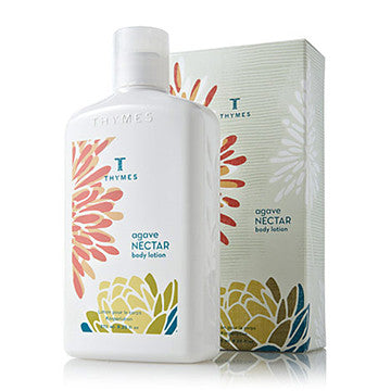 Thymes Agave Nector Body Lotion 9.25 oz.  270 ml