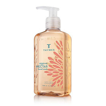 Thymes Agave Nector Hand Wash 8.25 oz. 270 ml