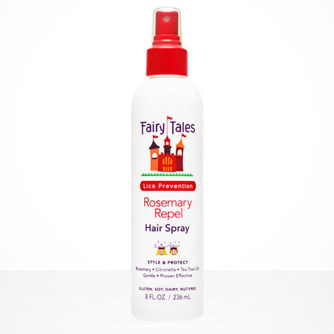 Fairy Tales¨Rosemary Repel¨ Hair Spray  Lice repellent  8 fl oz / 236 ml